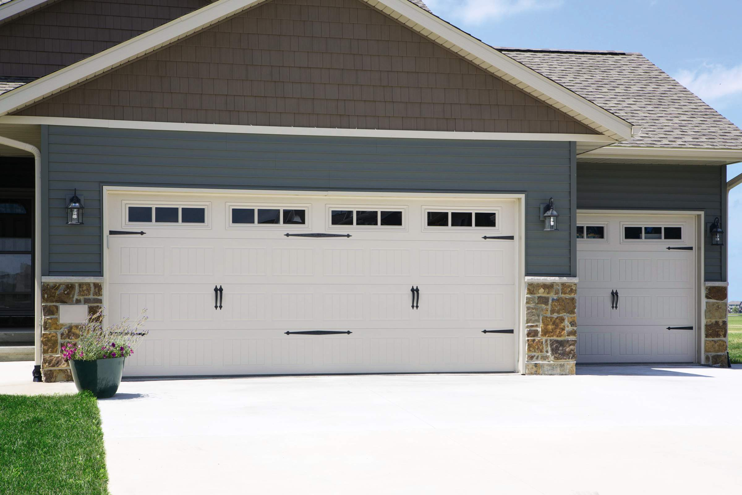Traditional Steel Garage Doors Overhead Door Company Of