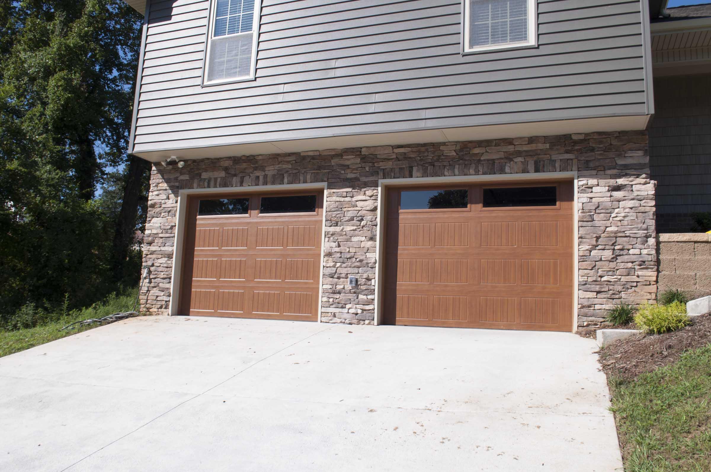 Knoxville Residential Garage Door Projects Overhead Door