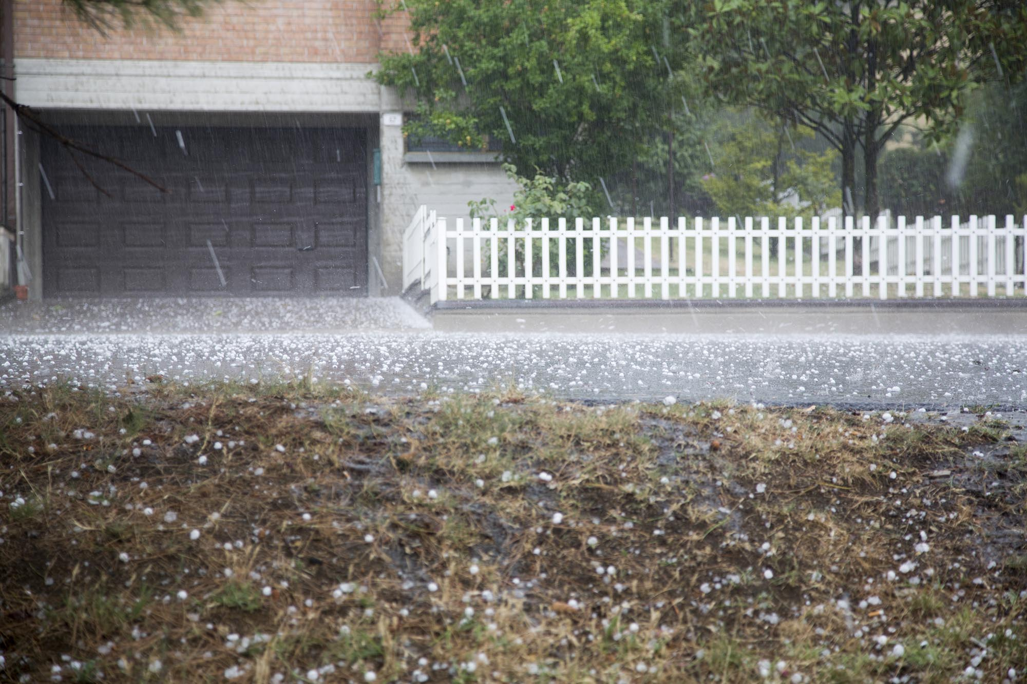 Garage Door Repair For Severe Storms, Winds, And Hail